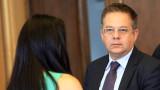 Барбалов поема временно поста на Евгени Крусев