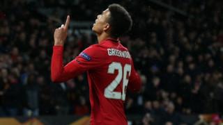 Манчестър Юнайтед излиза почти изцяло с юношеската си формация срещу Астана