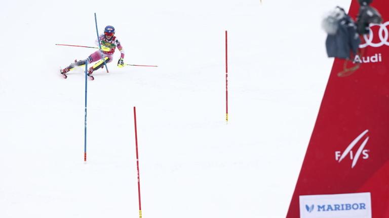 Шифрин преодоля паднал кол и се завърна на върха в Марибор