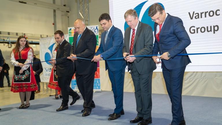 Снимка: Производител на осветителни тела за автоиндустрията отвори завод в Димитровград