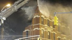 Взрив в жилищна сграда в Ню Йорк, има пострадали