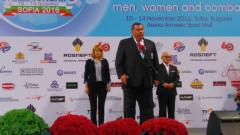 Василий Шестаков остава начело на световното самбо до 2025 година