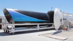 Изграждат трасе за свръхзвуковия транспорт hyperloop в Саудитска Арабия