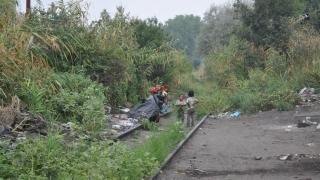 Според общественици държавата е виновна, че циганчетата крадяли по жп линиите