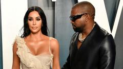 Пред развод ли са Ким и Кание