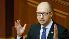 Вотът на недоверие срещу украинското правителство не успя