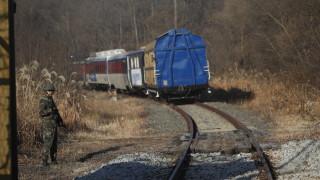 Железопътна дипломация между КНДР и Република Корея