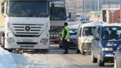 """Вече пускат тирове през ГКПП """"Гюешево"""""""