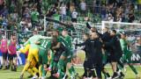 Лудогорец победи и отстрани Олимпиакос в квалификациите на Шампионска лига