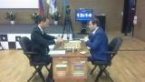 Реми за Топалов в първата партия