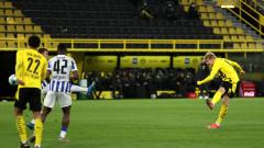 """Херта не оказа съпротива на Борусия (Дортмунд), ключови играчи на """"жълто-черните"""" с контузии"""