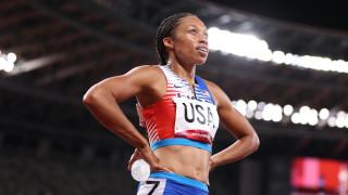 Алисън Феликс се изправи срещу системата и си тръгна със златен медал