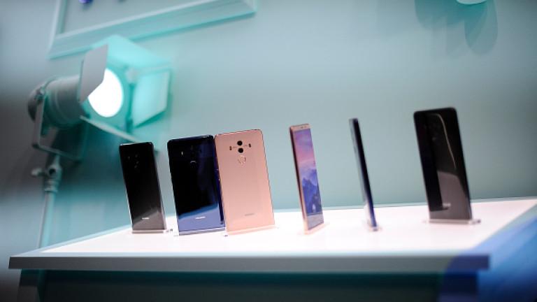 Колко точно китайски смартфони купуват европейците?