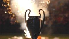 Резултати от Шампионската лига