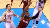 Оклахома започна с победа битката за титлата в НБА