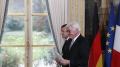 Германия и Франция се обявиха срещу национализма и призоваха за общо бъдеще
