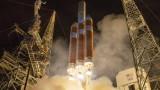 За пръв път в историята НАСА изпрати сонда до Слънцето