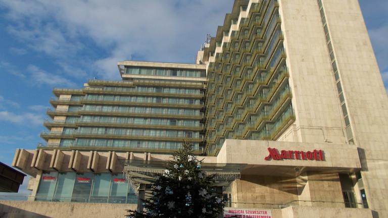Хотелската верига Marriott International Inc представи тригодишен план за отваряне