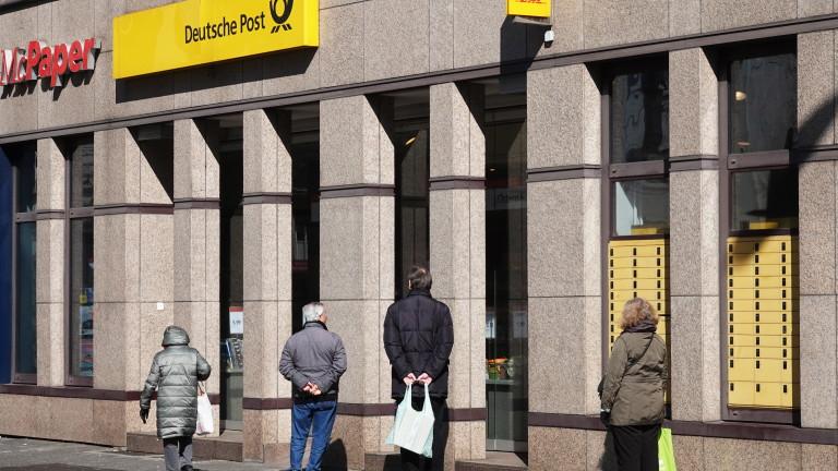 Коронавирус: и в Германия отчитат сериозен ръст на жертвите и заразените