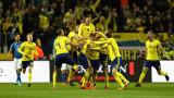 Швеция спечели първия бараж срещу Италия с 1:0