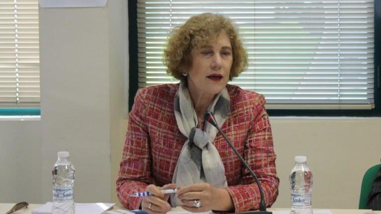 Поптодорова: България не е готова за предизвикателствата пред сигурността