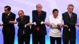 Тръмп хвали значението на суверенитета и независимостта пред АСЕАН