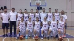 Трета загуба за девойките до 18 години на Европейското по баскетбол в Северна Македония