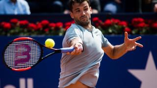 Григор Димитров срещу Кей Нишикори в Рим около 14:00 часа