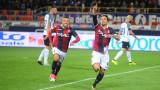 Болоня спечели неочаквано футболно шоу с 5 гола