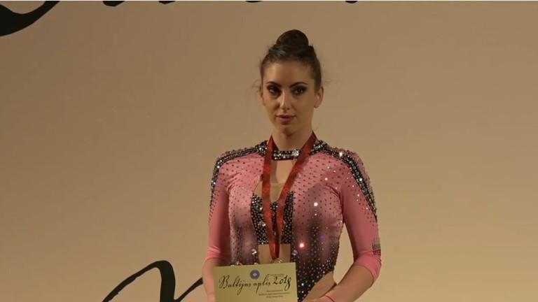 Два златни медала за Катрин Тасева в Рига