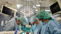 36 трансплантации за година при 1050 нуждаещи се