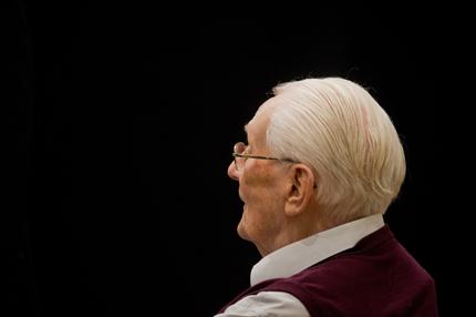 """Не очаквах от """"Аушвиц"""" да си тръгнат живи евреи, сподели 93-годишният Грьонинг"""