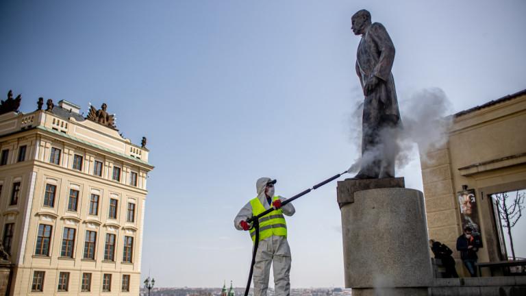 Случаите на заразени с коронавирус в Чехия надхвърлиха 3000, обяви