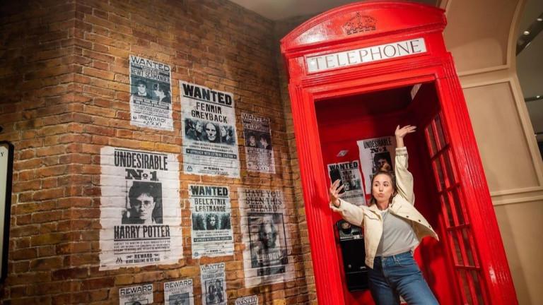 Феновете на Хари Потър получиха фантастичен подарък - откриването на