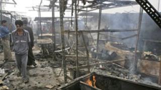 12 души загинаха при нова поредица от взривове в Ирак