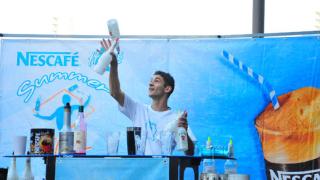 Приключи Nescafe Frappе Summer Flair 2009