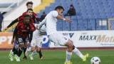 Славия с победа номер 8 за сезона, Александър Димитров дебютира с поражение в Локомотив (Горна Оряховица)