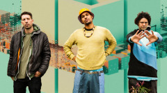 Австралийското трио AFRIK FUTURISM идва на Vola Open Air