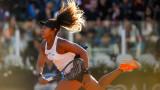 Наоми Осака изпревари дъжда и е на 1/8-финал в Бирмингам