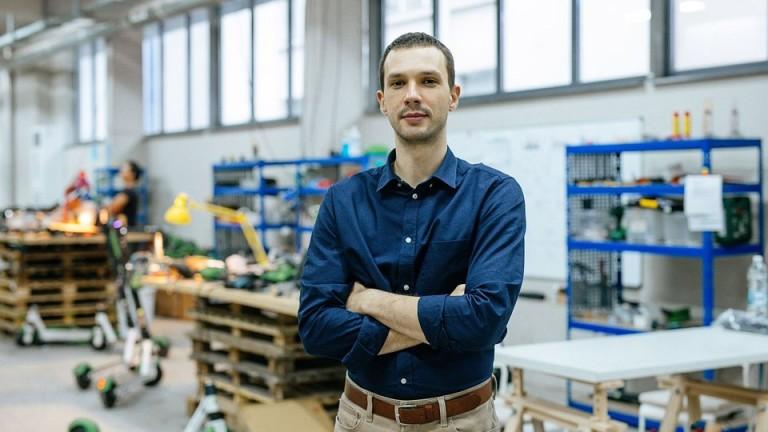3 месеца след като стъпи у нас услугата за споделени тротинетки Lime вече има ръководител за България