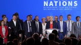 Марин льо Пен събра крайнодесни от Европа за старт на антиимиграционна кампания