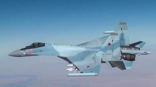 Руски изтребител се разби край бреговете на Сирия