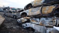 Задържаха рецидивист за пожар в сервиз във Варна