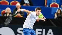 Александър Лазаров и Александър Донски на 1/4-финал на двойки без игра