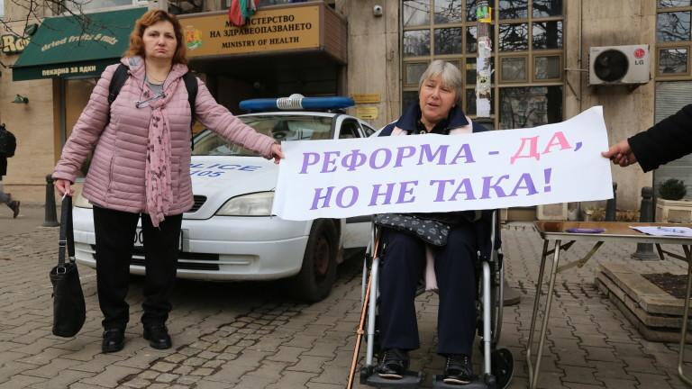 Ежегодно работодателите да докладват наетите по квоти за хора с увреждания
