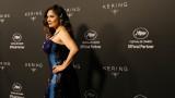Салма Хайек, Райън Рейнолдс и на кого актрисата удря истински шамар в Hitman's Wife's Bodyguard