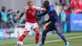 Дания - Финландия 0:1, Хьойберг изпусна дузпа