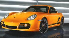 Първа снимка на Porsche Cayman S Sport