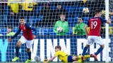 Късна драма, шест гола и поделени точки между Норвегия и Швеция
