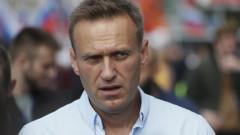 Състоянието на Навални продължава да се подобрява